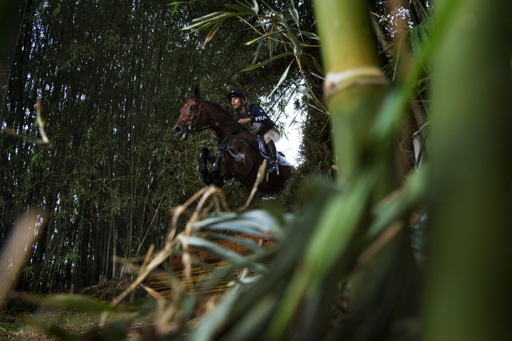 RIO, Eventing Cross Country, day 3, Olympic Games, Rio de Janeiro. Eventing Cross Country.