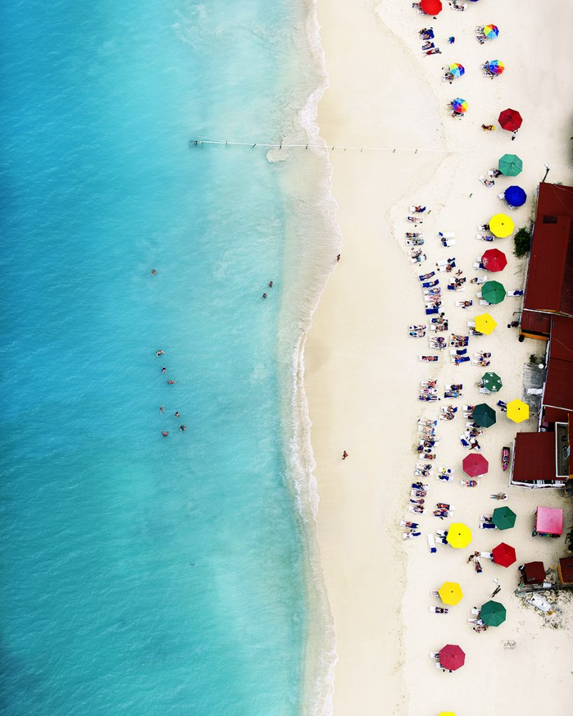 Antigua Tommy Clarke aerial photography
