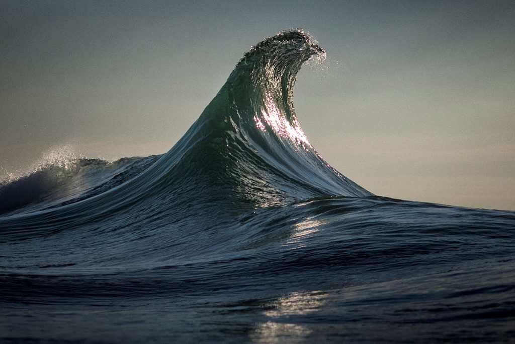 Eagle: seascape photography from Ray Collins