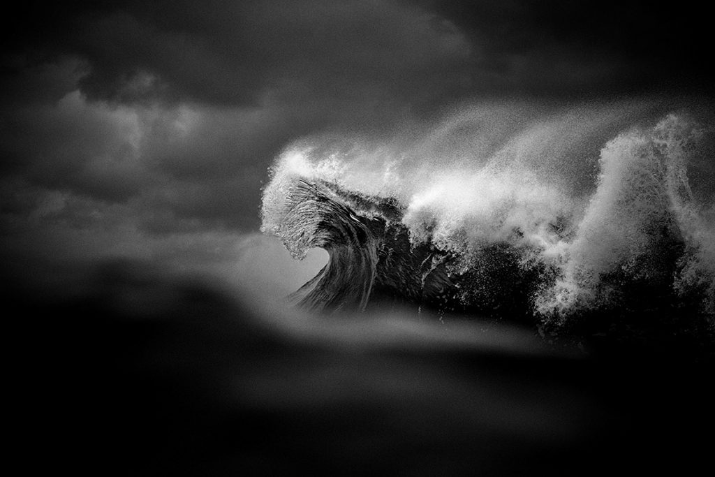 Fury: seascape photography from Ray Collins