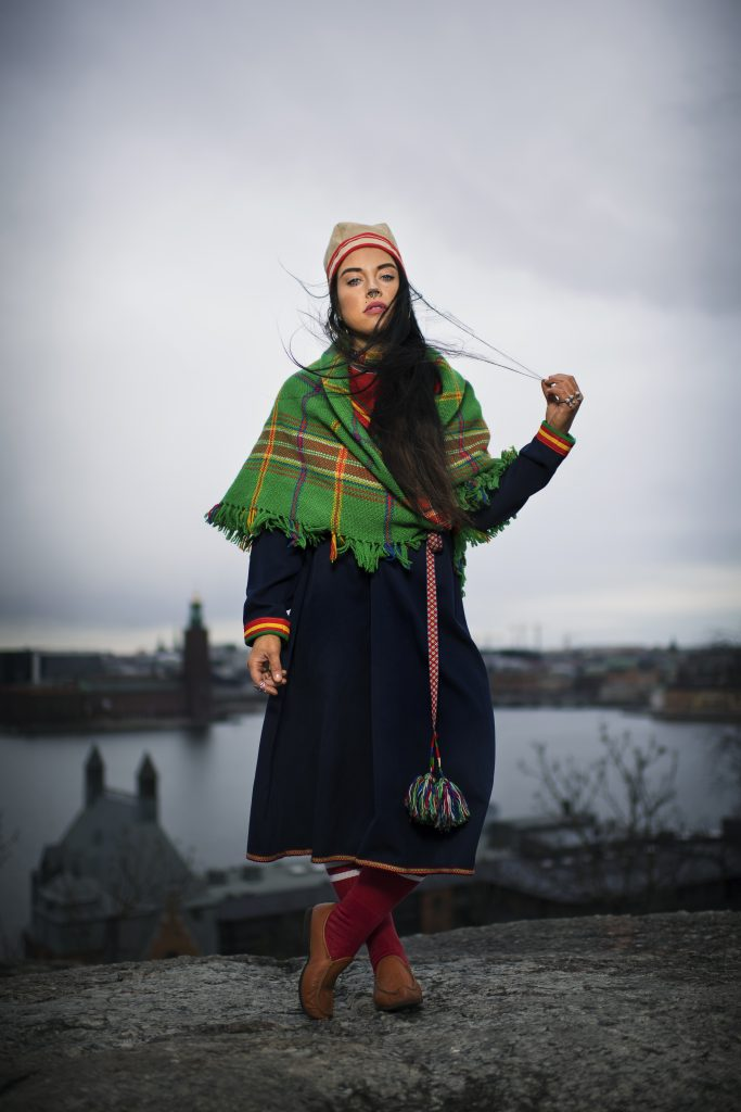 traditional dress, gákti', Reindeers, Sami people, untold stories, culture, photography, Sweden, Sami