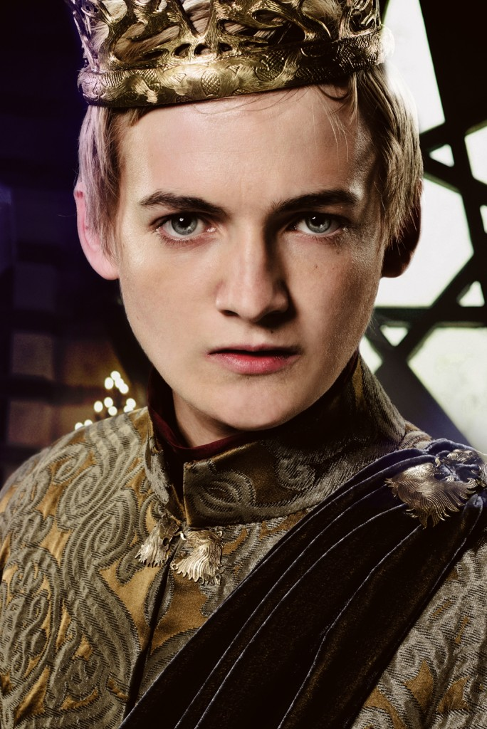 Joffrey Baratheon, Jack Gleeson, Game of Thrones, portrait, portrait photography Nikon