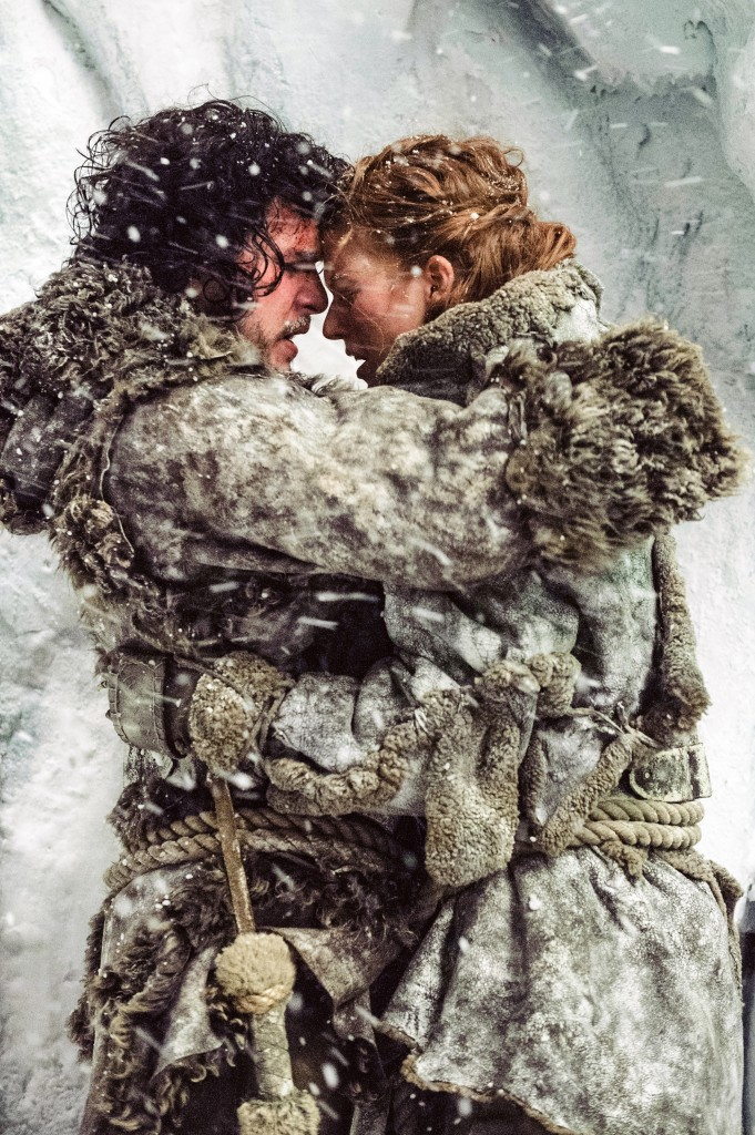 Jon Snow, Ygritte, Game of Thrones,