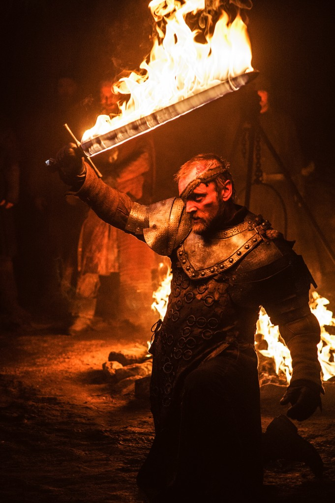 Lord Beric Dondarrion, Richard Dormer