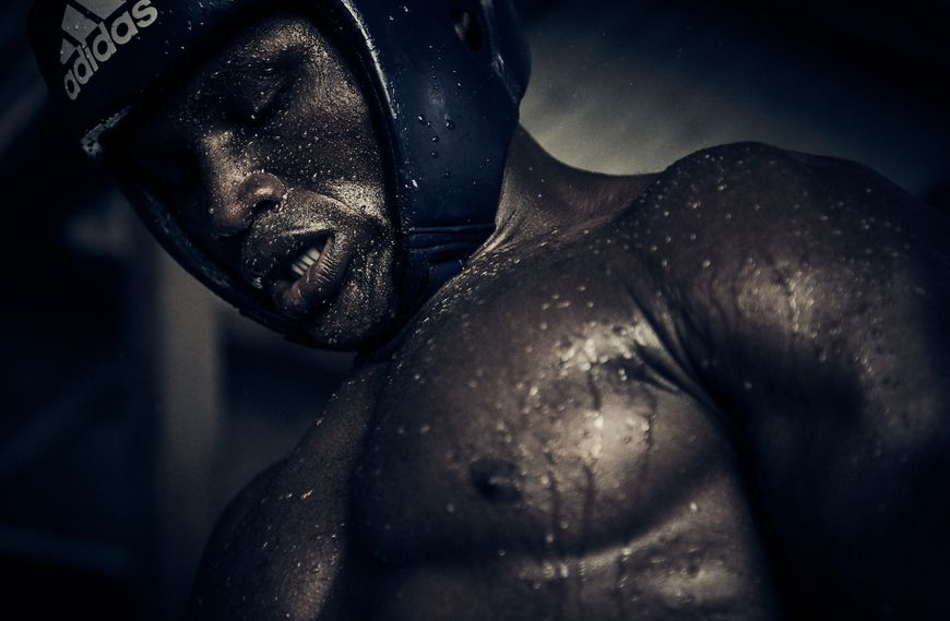 A Remarkable Story: Photographing the brutal romance of Bukom's boxing glory with Nikon Europe Ambassador Ray Demski
