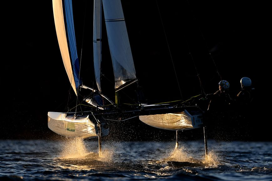 Plain Sailing: Sports Photographer Clive Mason On Working With The Nikon D6